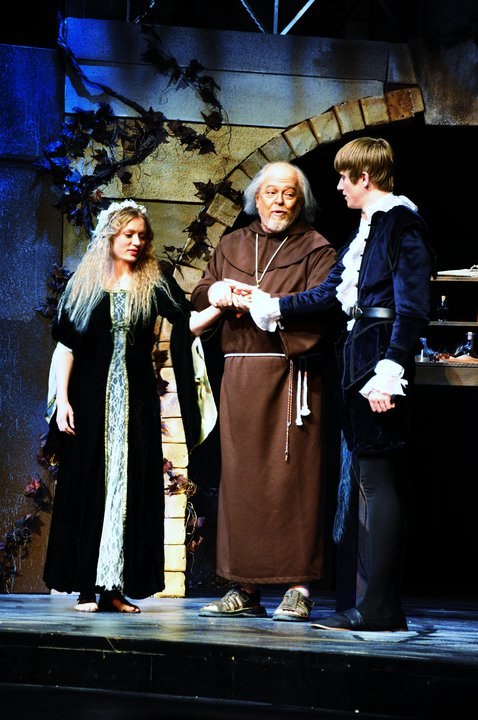 """Friar Laurence in """"Romeo and Juliet"""""""